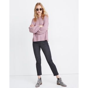 NWT Madewell Payton Pullover Sweater, Small